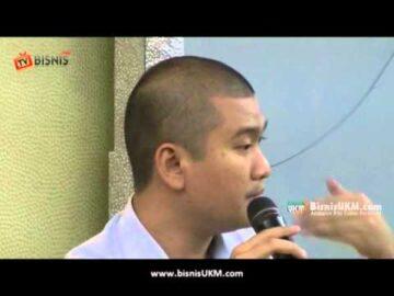 Bapak Jabat Kaban Pembicara Seminar Nasional Go Future and Go Online