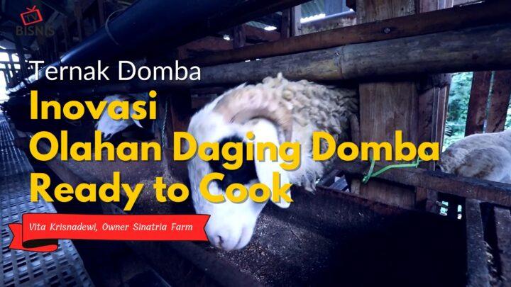 Inovasi Olahan Daging Domba Ready to Cook